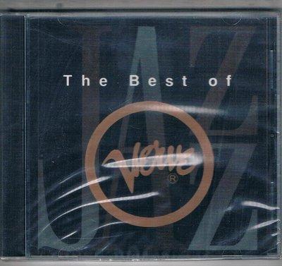音樂CD-THE BEST OF VERVE(5251822) 全新/免競標