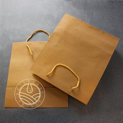 禮物 光影燈 手工牛皮紙袋 手提袋紙袋 定做禮品袋 飾品袋 包裝紙袋子
