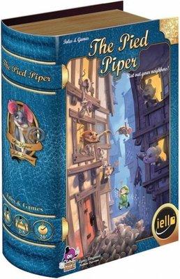 ☆快樂小屋☆ 正版桌遊 童話故事系列桌遊:吹笛人 The Pied Piper【免運】 台中桌遊