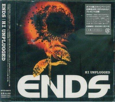 K - ENDS - HI UNPLUGGED - 日版 - NEW