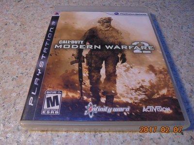 PS3 決勝時刻-現代戰爭2 COD:Modern Warfare 2 英文版 直購價600元 桃園《蝦米小鋪》