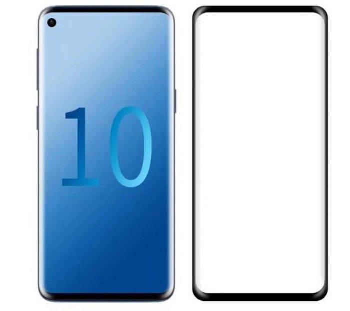3D 曲面全膠 S10 S10+ S9 S8 Plus Note8 Note9 保護貼 鋼化膜 玻璃貼
