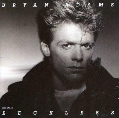 《絕版專賣》Bryan Adams 布萊恩亞當斯 / Reckless 魯莽 (德版.半銀圈.無IFPI)
