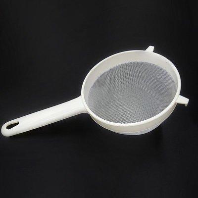 漏勺濾網酵母菌法克豆漿濾網塑料曼酸奶雪蓮漏勺面粉瀝網篩撈過漏勺菌漏油