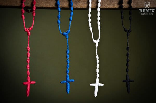 ERIC.COM 街頭品牌 Remix 12' A/W Fixed Knot Necklace