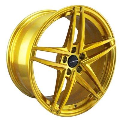 世盟鋁圈 E124 透明金 鍛造鋁圈 19吋鋁圈 18吋鋁圈 輪圈 輪框 輕量化鋁圈 CS車宮車業