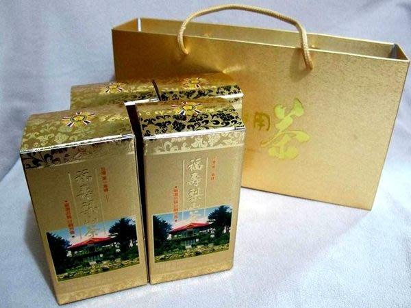 【中清】茶葉批發~(特選換評價) 手採【梨山茶禮盒組】850元/組~