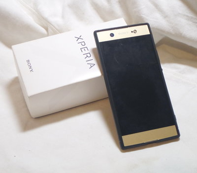 二手 SONY Xperia XA1 Ultra G3226 4G/64G(雙卡雙待) 完整盒裝