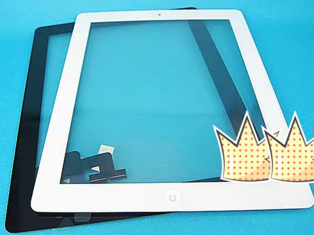 Apple iPad2  玻璃面板/ ipad 2 原廠螢幕  原廠外屏  全台最低價
