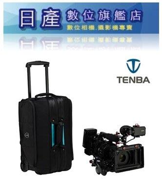 【日產旗艦】Tenba 天霸 Cineluxe Roller 21 637-521 戲影拉桿錄影包 滾輪攝影包 拉桿箱