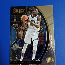 Panini Select Kevin Durant閃卡