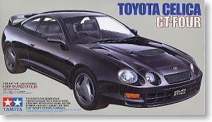 田宮拼裝汽車模型24133 1/24 豐田 賽利卡GT-Four GT4 跑車賽車