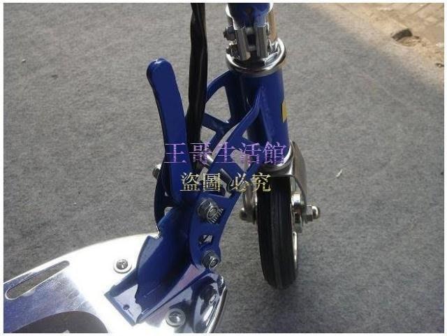 【凱迪豬廠家直銷】電動滑板車 電動代步車 電動自行車