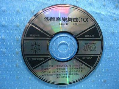 [無殼光碟]BG 沙龍音樂舞曲10  無IFPI  流浪天涯 MASTERED IN THE USA