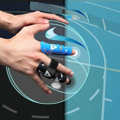 ☜男神閣☞籃球AQ運動護指護手套裝備運動護指套