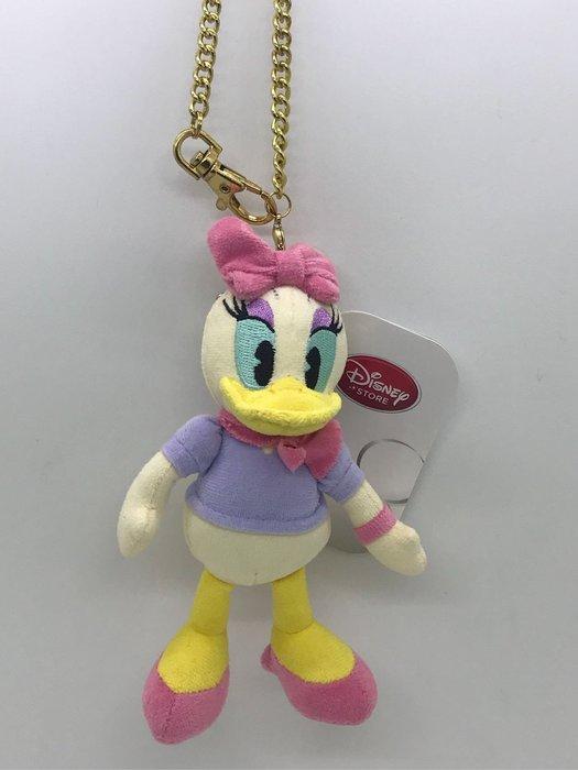 *凱西小舖*日本東京迪士尼STORE樂園 黛西 空服員造型 玩偶別針 包包掛飾 鑰匙圈