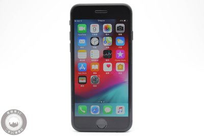 【高雄青蘋果3C】Apple iPhone 7 256G 256GB 消光黑 4.7吋  二手 蘋果手機 #45872