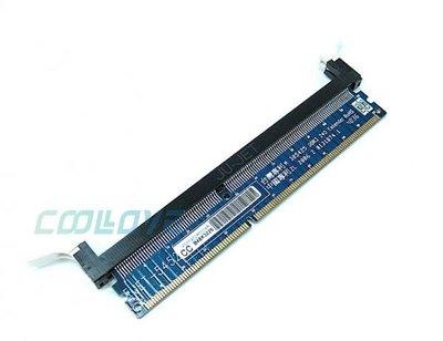 小白的生活工場*記憶體轉接卡DDR3 ...