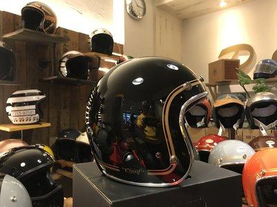 喆凡騎士部品 chief 20年二代 復古 安全帽 偉士 凱旋 CB SR 哈雷 gogoro 重機 ruby mods