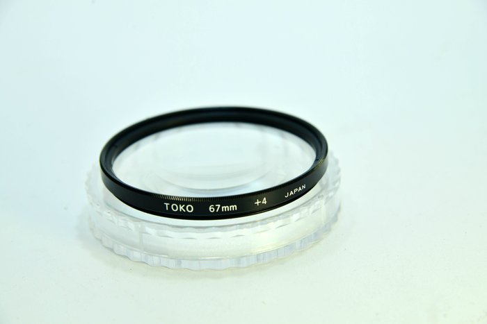 TOKO 67MM +4 近攝用加倍鏡 nikon sony canon pentax olympus