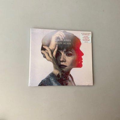 現貨 諾拉瓊斯 Norah Jones Begin Again 全新專輯可車載CD@mj97332