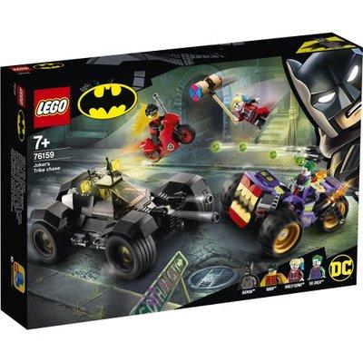 【鄭姐的店】樂高 76159 SUPER HEROES 系列 - Joker's Trike Chase