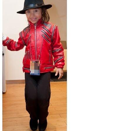 麥可傑克森, Michael Jackson~經典beat it 紅外套~兒童版