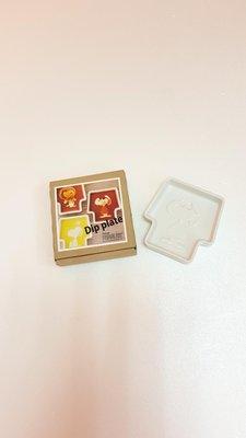《Amys shop》日本直購~超可愛~日本製Snoopy 史奴比醬油碟、沾醬碟~現貨(2個圖案)