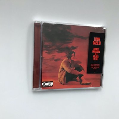 【紅豆百貨】Lewis Capaldi Divinely Uninspired To A Hellish Extent cd