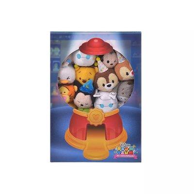 預購☆汪將☆日本迪士尼 六週年 6週年紀念 維尼公主變色龍驢子小豬米奇米妮奇奇蒂蒂 TSUM TSUM 扭蛋機