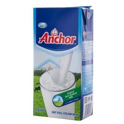 【烘焙百貨】安佳紐西蘭保久乳 / 牛奶 12罐x2箱