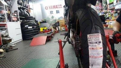 欣輪車業 普利司通  BT090 140/ 70-17 安裝3500元 新北市