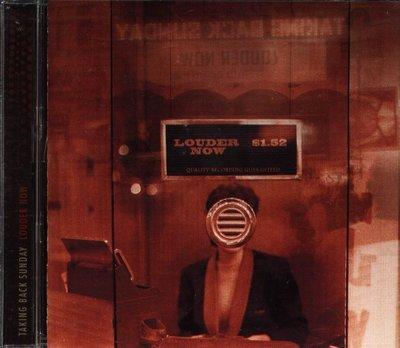八八 - Taking Back Sunday - Louder Now - 日版 CD+1BONUS