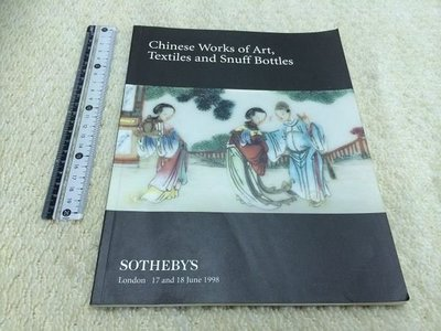 獵戶座【Sothebys/Works of Art Textiles and Snuff Bottles】N3區