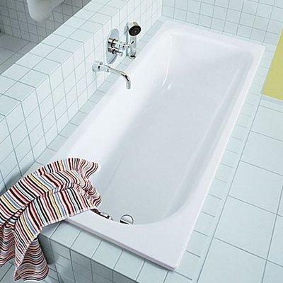 德國 KALDEWEI Eurowa系列 琺瑯搪瓷鋼板浴缸