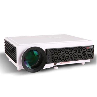 寬屏led投影儀3D電視投影機家用wifi無線白天1080P高清安卓上網