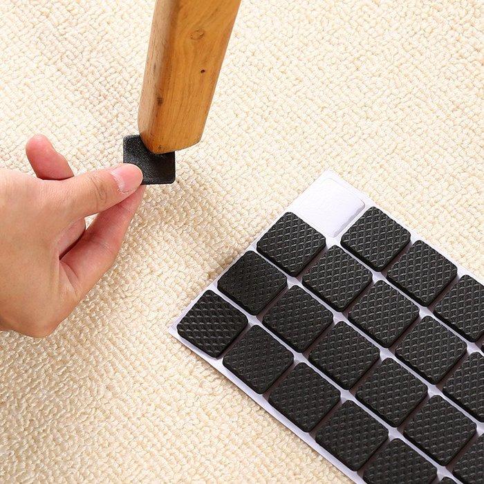 防滑桌腳墊椅子腳墊靜音耐磨家具桌椅凳子椅子保護墊床腳墊凳腳墊