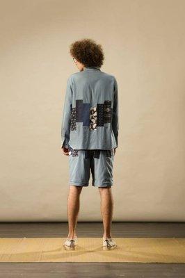 【日貨代購CITY】2018SS OqLiq AdHeRe splash shirt navajo 紙鶴 襯衫 現貨