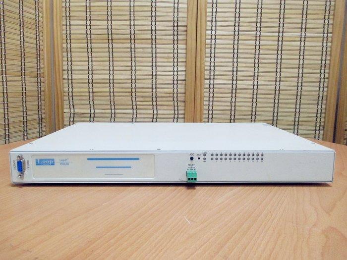 康榮科技二手儀器Loop Telecom 6324-DSLA-1UA-16C-GBT-SA Loop-IP DSLAM