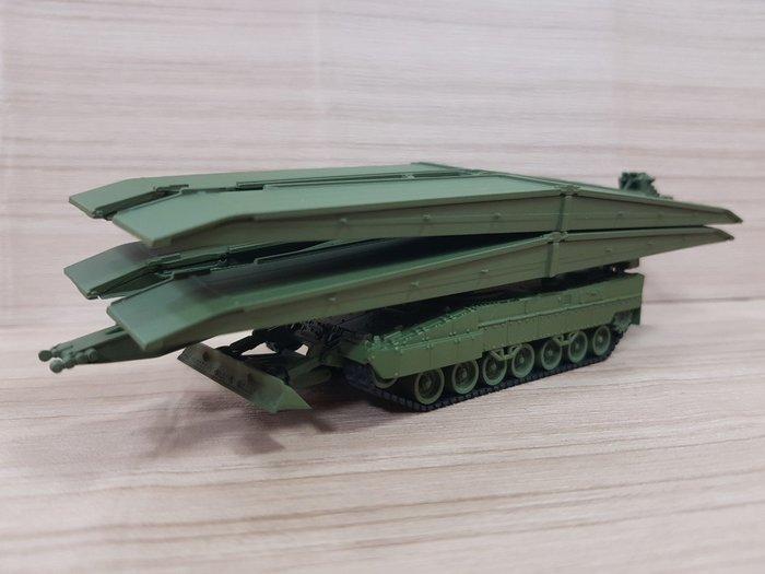 宗鑫貿易 Herpa H746724 德國陸軍 Leguan 鬣蜥式 架橋坦克