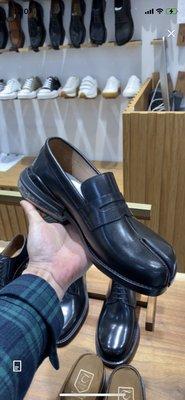 韓國 男鞋 樣品 你看看他有多可愛 氣墊 豬蹄 分趾鞋 訂製