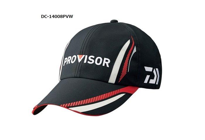 五豐釣具-DAIWA透氣防風布料製PROVISOR帥氣棒球帽DC-14008PVW特價1100元