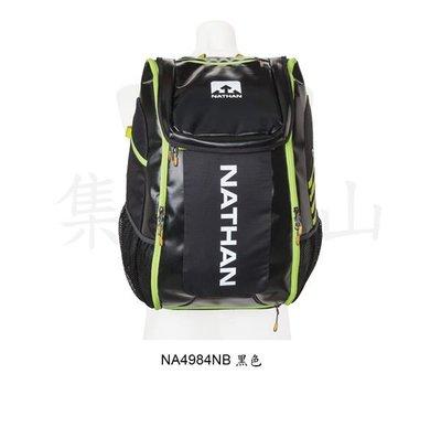 【大山野營】美國 NATHAN NA4984NB Flight Control Bag三鐵裝備袋 三鐵賽 慢跑 馬拉松