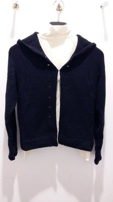 美國專業休閒旅遊品牌 [Royal Robbins] 女子 羊毛 連帽外套-黑M-版美.裁剪展現女性修長身段及曲線