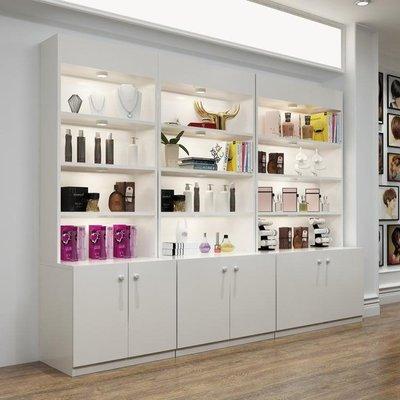 促銷款展示櫃化妝品展示櫃簡約現代院展櫃藥店貨架隔斷貨櫃產品商品陳列櫃推薦xc