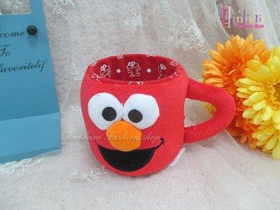 ☆[Hankaro]☆流行可愛紅色怪獸杯子造型置物盒(樣品出清)
