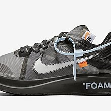 The 10 : Nike Zoom Fly Off White AJ4588-001 聯名 男鞋