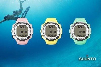 【日大潛水RIDA】SUUNTO D4i NOVO  潛水電腦錶