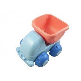 【紫貝殼】日本 Toyroyal 樂雅 Flex系列 沙灘戲水玩具 - 沙灘車2160 (蜜桃紅) 桃園市