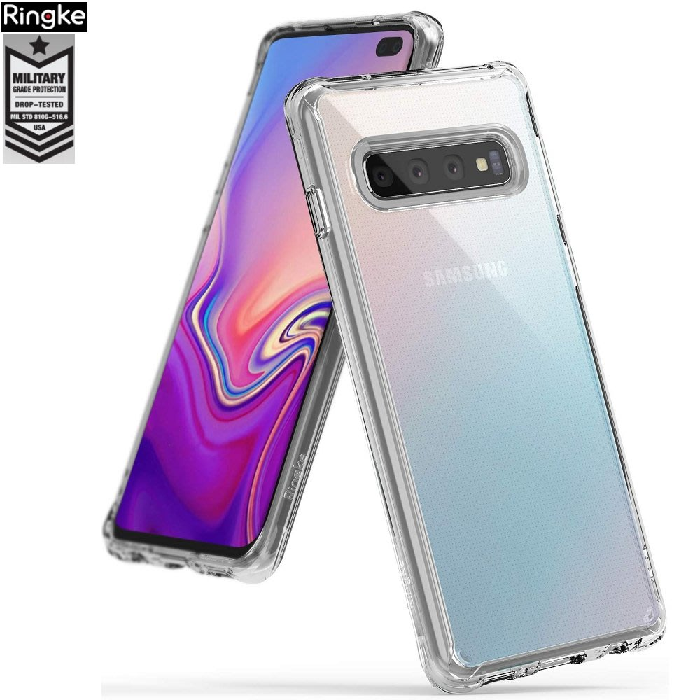 [Mobile]送手機繩 Ringke Fusion Galaxy S10 S10+ Plus 保護殼、手機殼、防撞